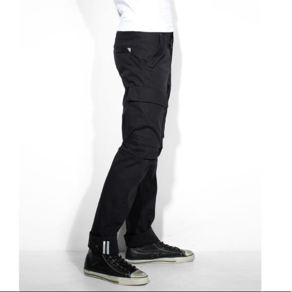 4e2d2980c9d Levi's Jeans | Rare Levis Commuter Cargo Moto Pants 30 X 30 Bike ...
